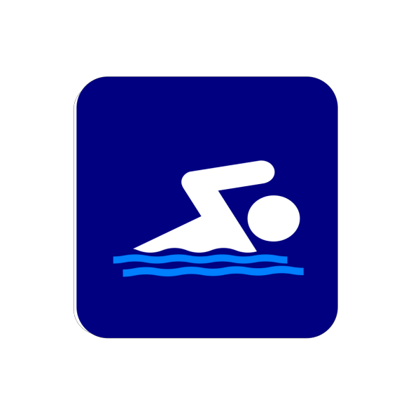 Swimmers PNG Clip art