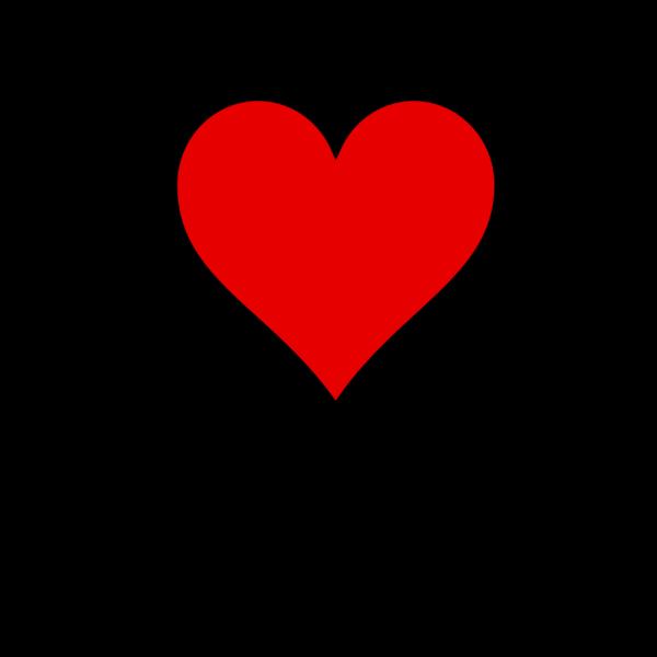 Green Heart PNG Clip art
