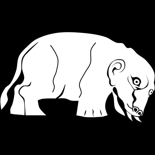 Mythological Beast PNG Clip art