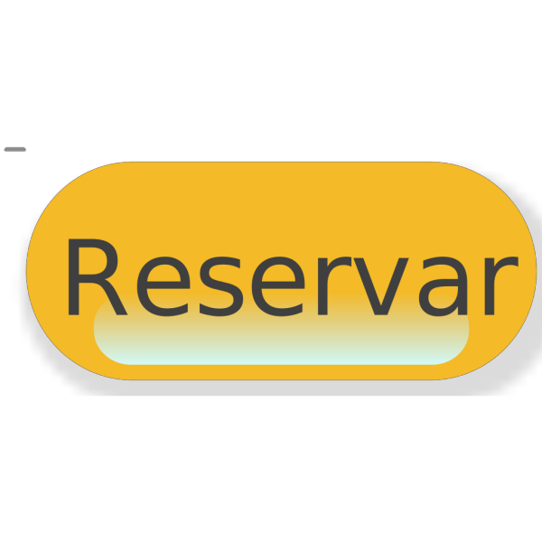 Reservar Yellow Button PNG images