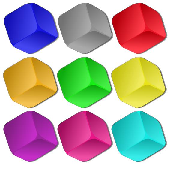 Game Marbles Cubes PNG images