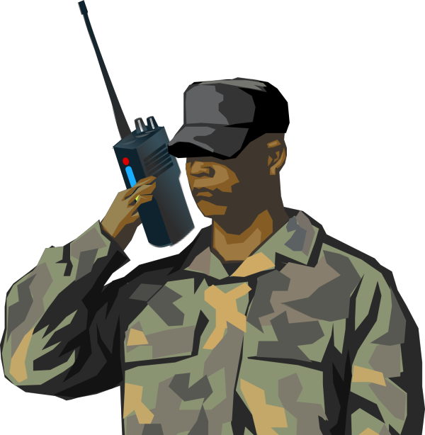 Walkie Talkie PNG clipart