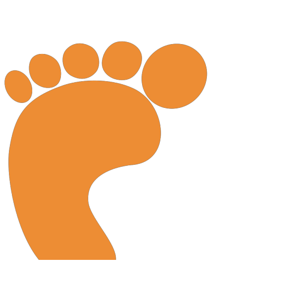 Footprint PNG images