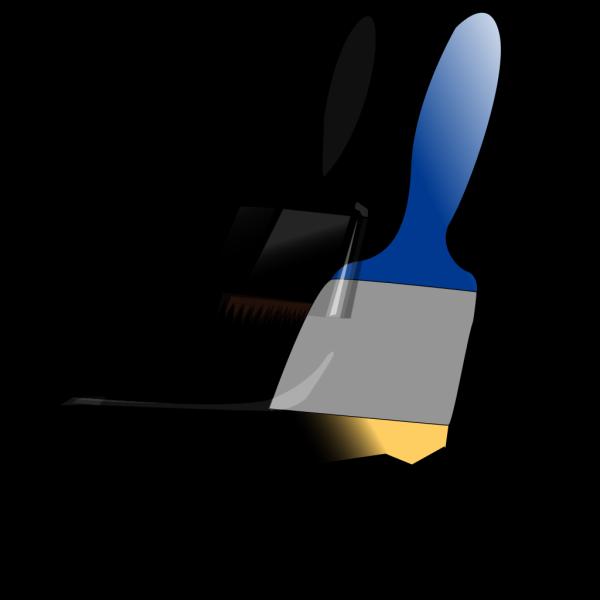 Paintbrush Black PNG images