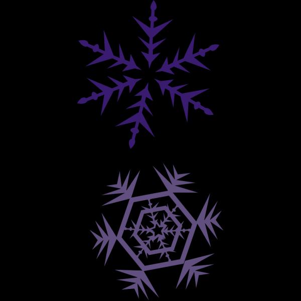 Erik Single Snowflake PNG icons