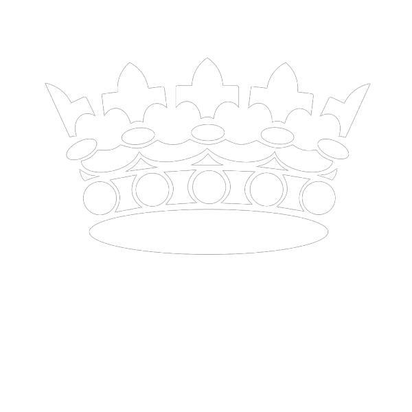 White Crown PNG Clip art