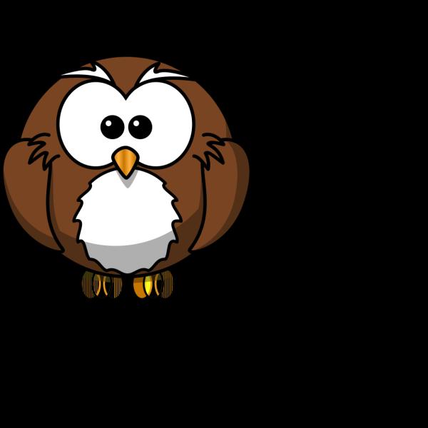 Blank Owl PNG Clip art
