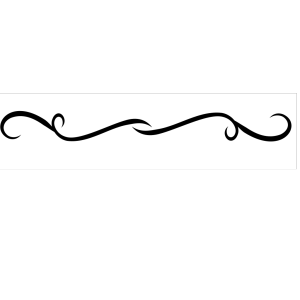 Black Divider PNG icons