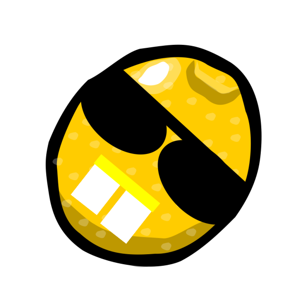 Lemon Black PNG icons