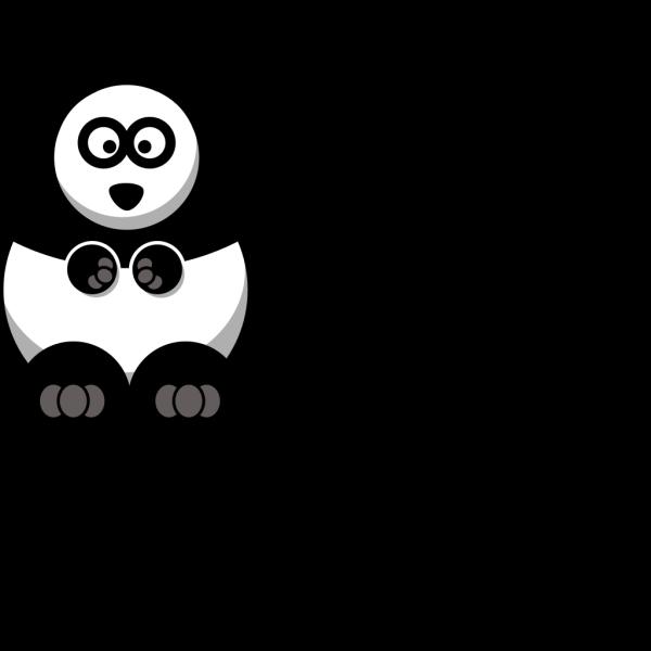 Panda PNG Clip art