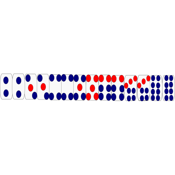 Dominoes Game PNG icons