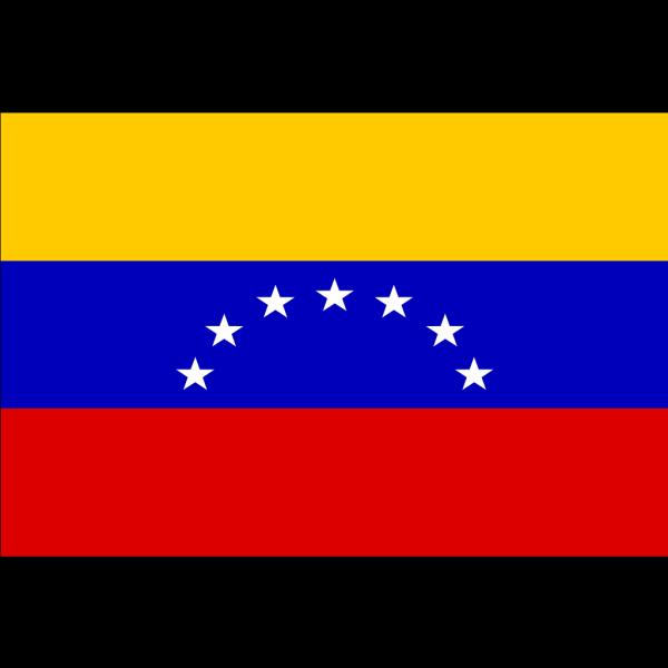 Venezuela Flag PNG Clip art