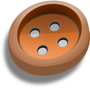 Brown Button PNG Clip art