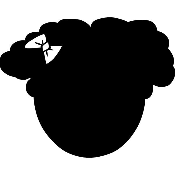 Profile Outline  PNG Clip art
