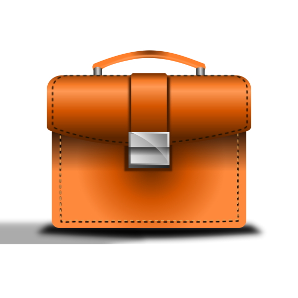 Black Briefcase PNG images