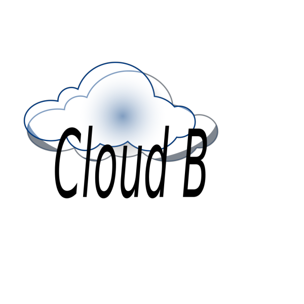 Light Blue Cloud PNG Clip art