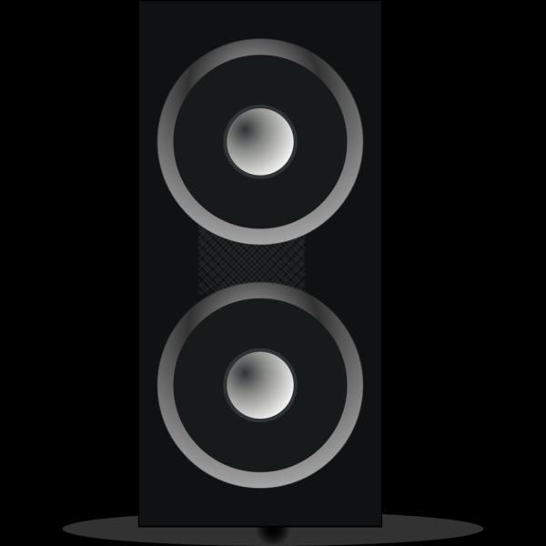 Speaker Plain PNG Clip art