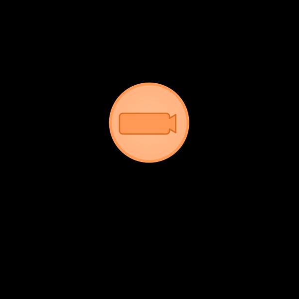 Video Camera Icon PNG Clip art