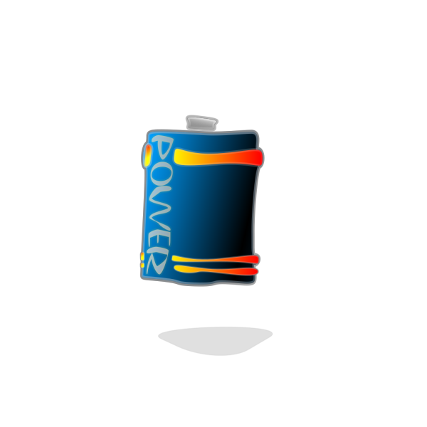 Car Battery Black PNG Clip art