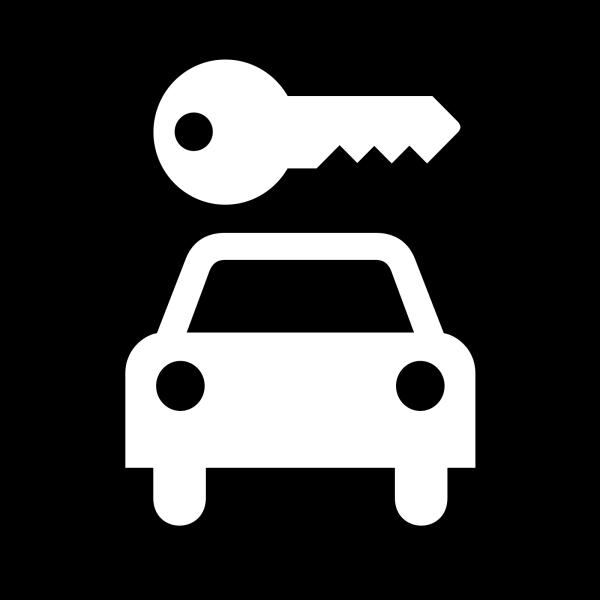 Black Car PNG Clip art