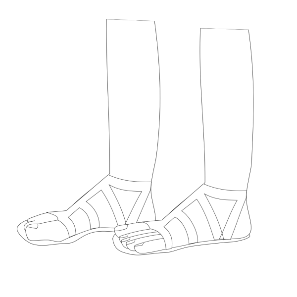 Feet PNG icons