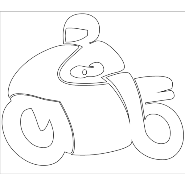 Motorcycle PNG Clip art