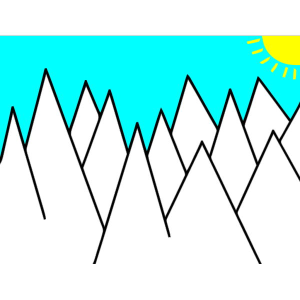 Mountains PNG images