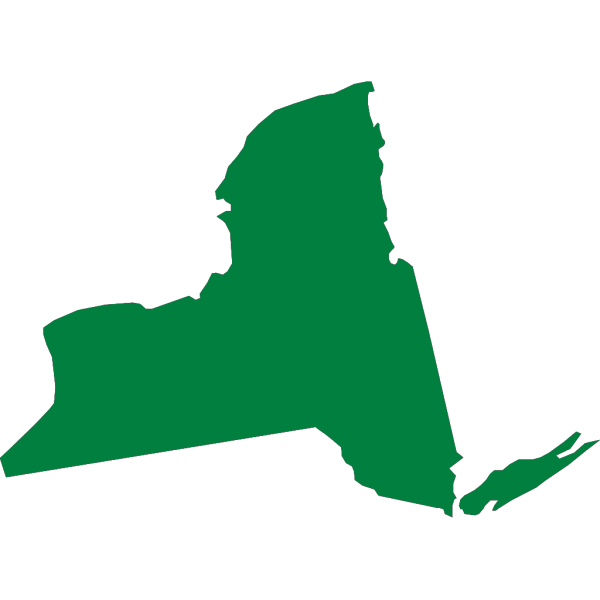 New York Black State Shape Clip Art At Clker Com Vector Clip Art Uydvid Clipart PNG images