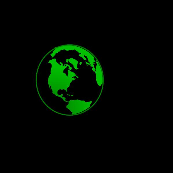 Globe Green PNG Clip art