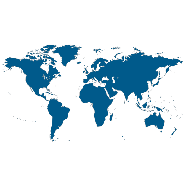 Globe Blue PNG clipart