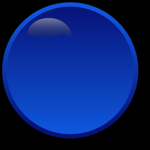 Button-blue PNG Clip art
