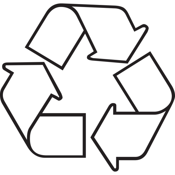 Recycling Symbol PNG Clip art