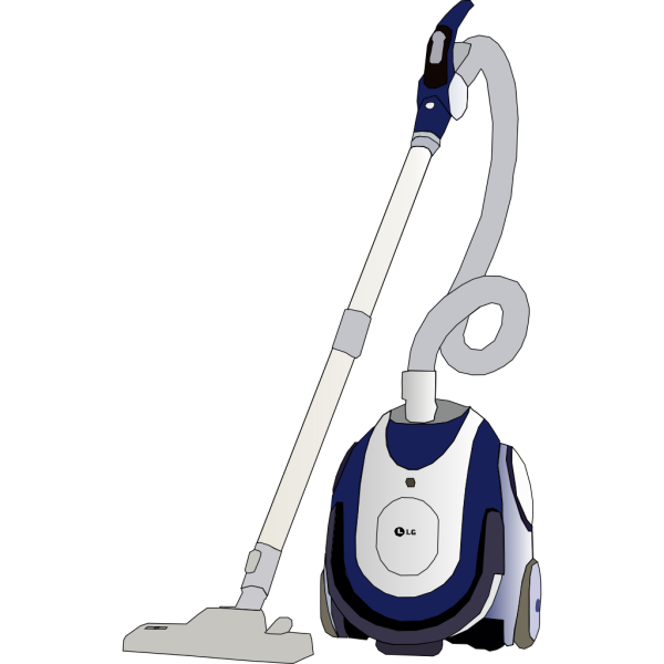 Blue Vacuum Cleaner PNG images