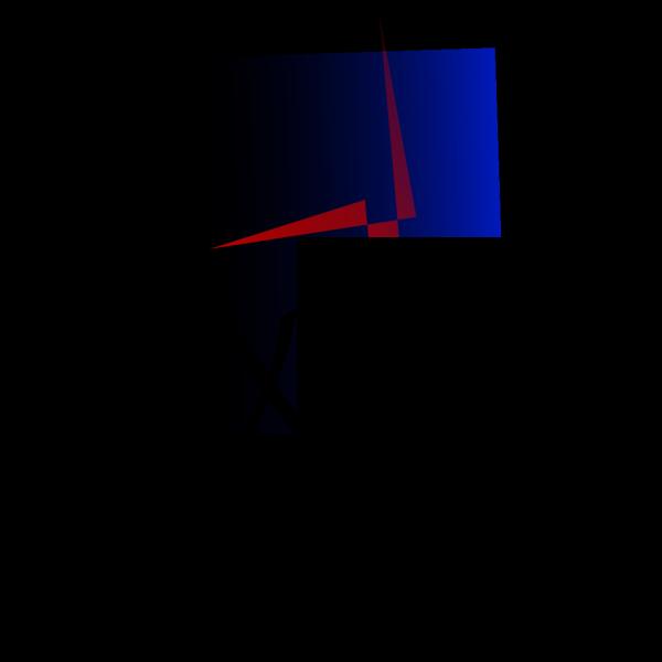 Ex X Squared PNG Clip art