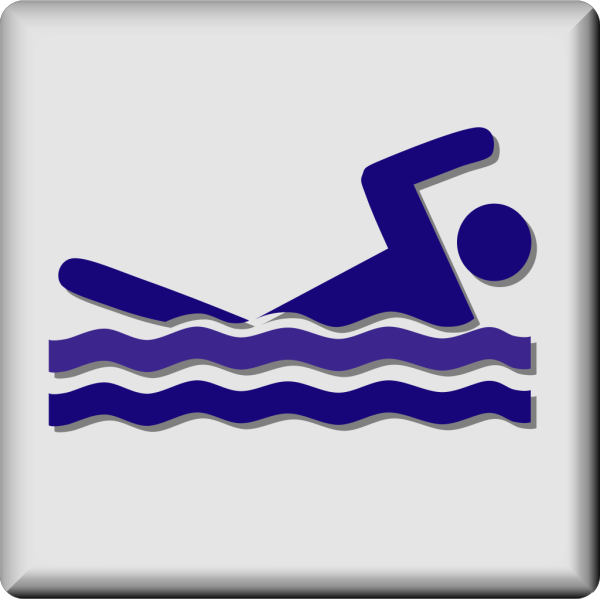 Hotel Icon Swimming Pool PNG Clip art