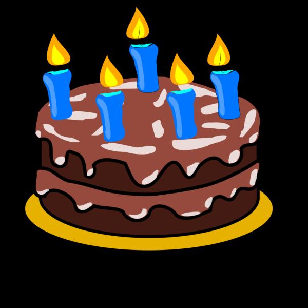 Birthday Cake 2 PNG Clip art