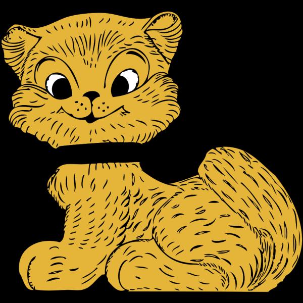 Cat 32 PNG Clip art
