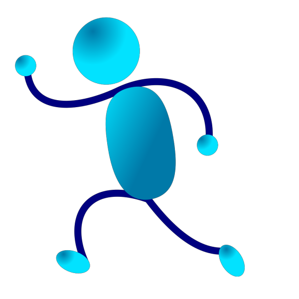 Stick Man 2 PNG Clip art