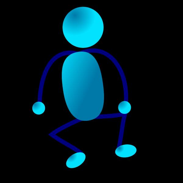 Stick Man 9 PNG Clip art