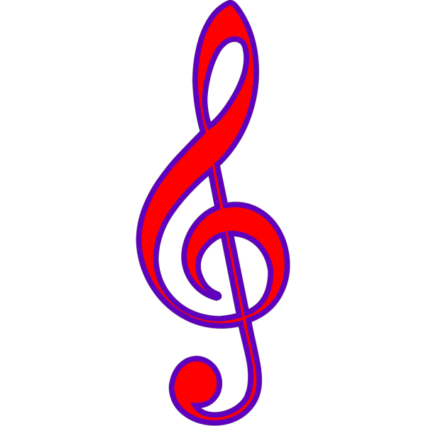 Musical Note 3 PNG Clip art