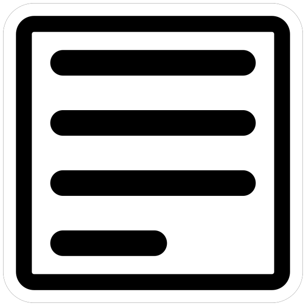 Led Rounded V (blue) PNG Clip art