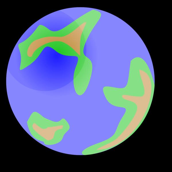 Svg Globe Green PNG Clip art