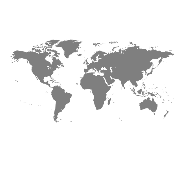World Map 1 PNG Clip art