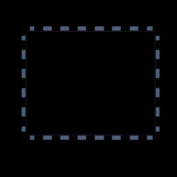 Worldlabel Com Border Blue Black X PNG Clip art