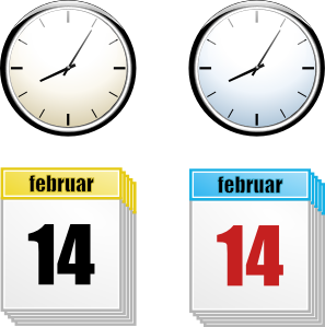 Time And Day  PNG images