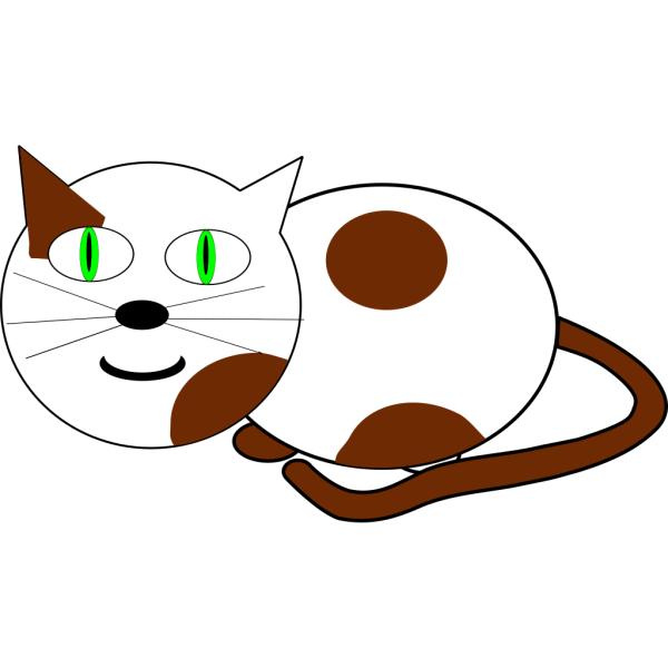 Sitting Cat PNG images