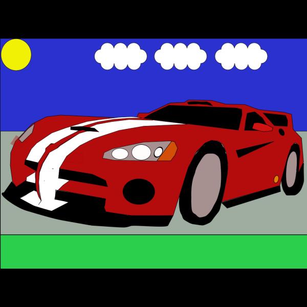 Auto PNG Clip art