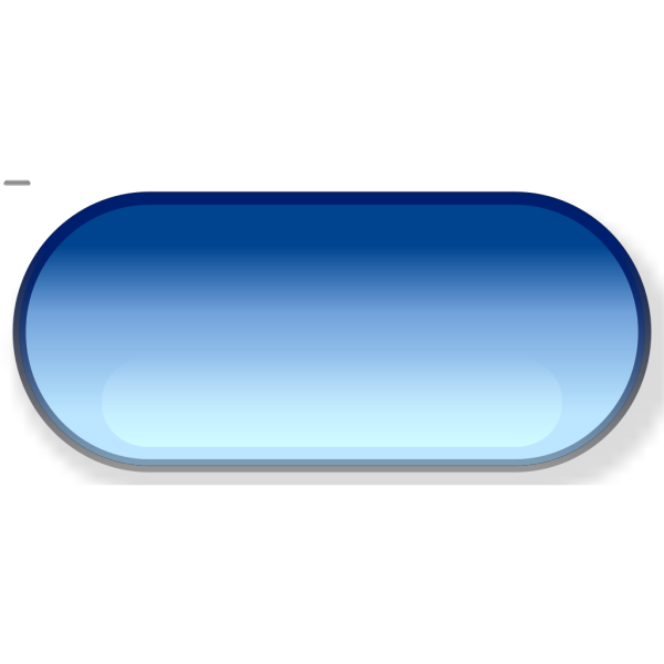 Pill button blue PNG images