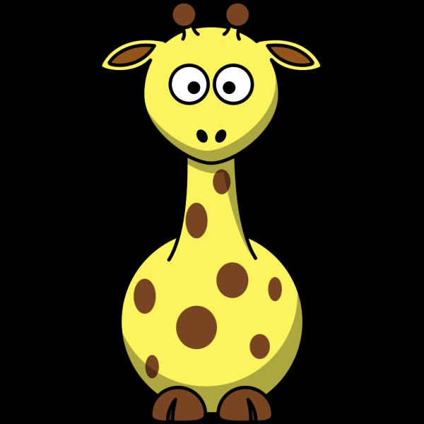 Cartoon Giraffe PNG Clip art