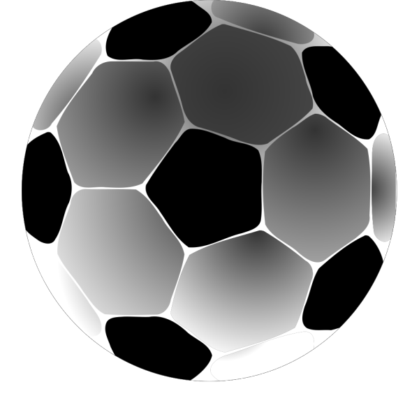 Soccer Ball PNG clipart